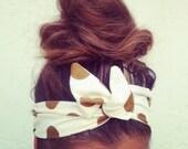 Dolly Bow Headband