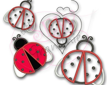 Lucky Lady Bug set