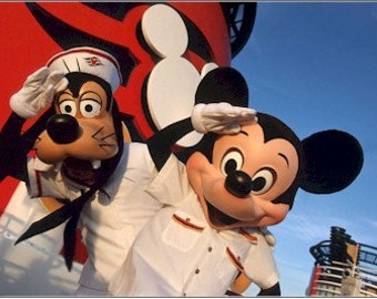 Disney Cruise Magnets 4