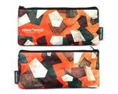 Pencil Case Illustrated by Malota made by Tyvek