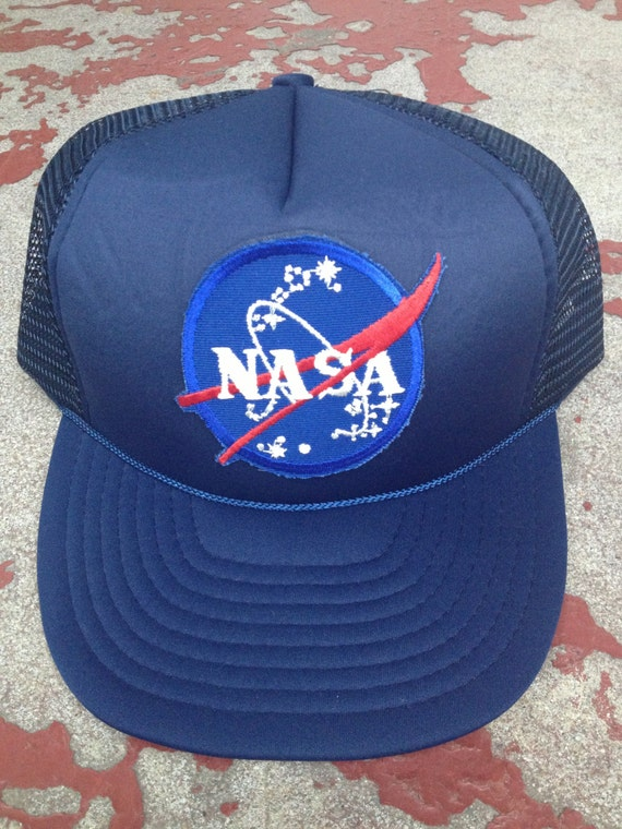 vintage nasa hat -#main