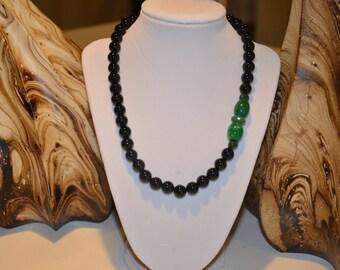 Chic Oynx Necklace