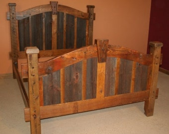 barn wood bed arched barnwood bed barnwood bedroom furniture