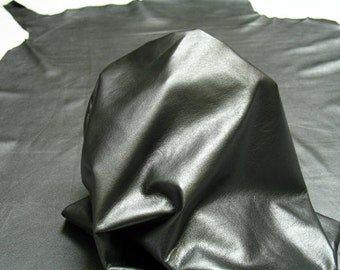 ITALIAN Lambskin Leather Hide Manufacturer Factory Tannery Genuine Lamb Skin Supplier Pearlized – Smoke, 12  Sq.Ft.