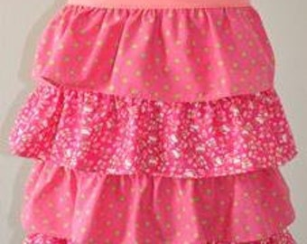 Pretty in Pink Hostess Apron