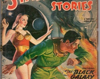Vintage Starling Stories - March 1949 - Volume 19 Number 1