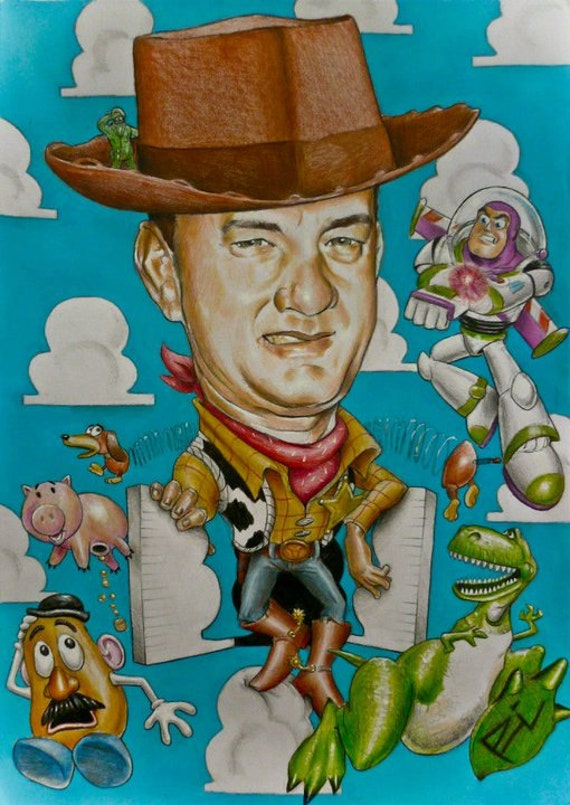 Toy Story painting