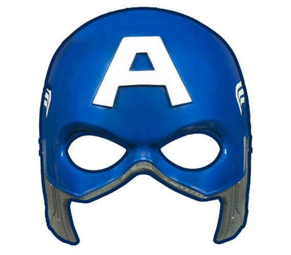 Superb image for captain america mask printable