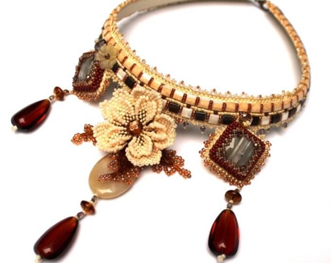 """Josephine"" neck band necklace Choker chain nostalgia"