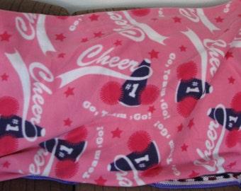B-002 - Fleece Cheerleading Blanket