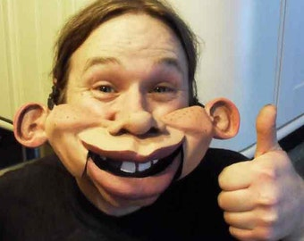 ventriloquist  mask