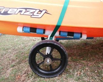 DIY Kayak Cart download powerpoint