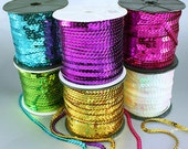 Sequin String Rolls 6mm  - ** FREE SHIPPING **