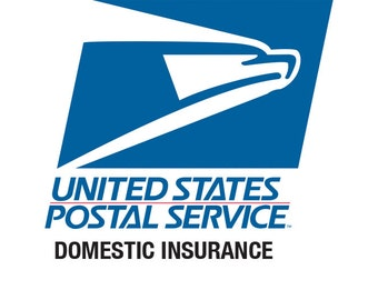 Insurance for domestic mailing