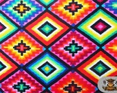 100% Cotton Quilt Prints - Alexander Henry / Ojo De dios - PINK / FH-AH-061 / Sold by the yard