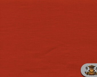 """Linen PAPRIKA Fabrics / 57"""" Wide / Sold by the yard"""