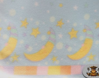 Patty reed designs laurie campbell la di draw for fabric for Moon fleece fabric