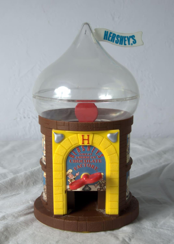 Retro hershey 39 s kiss dispenser - Hershey kiss dispenser ...