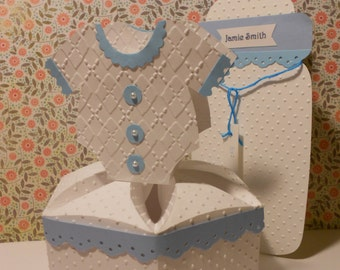 Baby Shower Party Favors and Invite