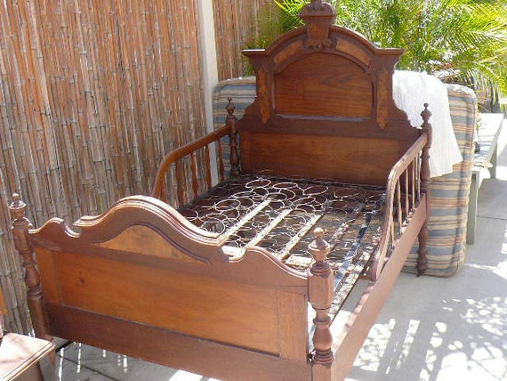 Victorian Youth Bed : Items similar to sale victorian children s youth bed