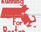 Running for Boston Tee
