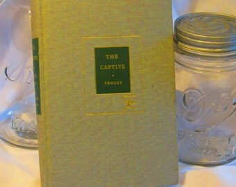 The Captive by  Marcel Proust