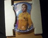 Star Trek Hamilton Collection Plate Kirk 1983