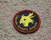 Final Fantasy Chocobo Knight Brigade patch featured image