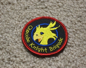 Final Fantasy Chocobo Knight Brigade patch