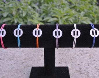 Equal Rights EQUALITY Bandz Bracelet