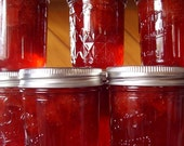 Old Fashioned Strawberry Jam 1/2 Pint