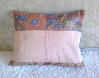 Art Cushion/Pillow with photo printed fabrics for unique design