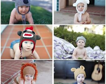 All Elskan Crochet Hats Pattern Bundle