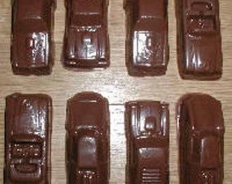 Small Car Chocolate Mold