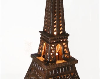 Eiffel Tower Night Light