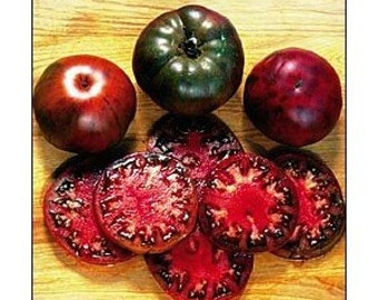 Russian Black Krim Tomato 20 seeds HEIRLOOM