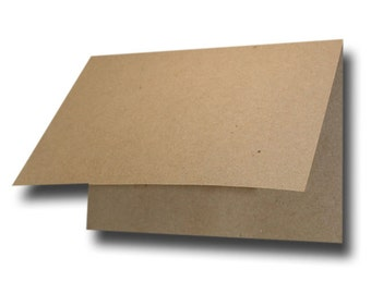 Kraft Brown Bag Place Cards 50 pack