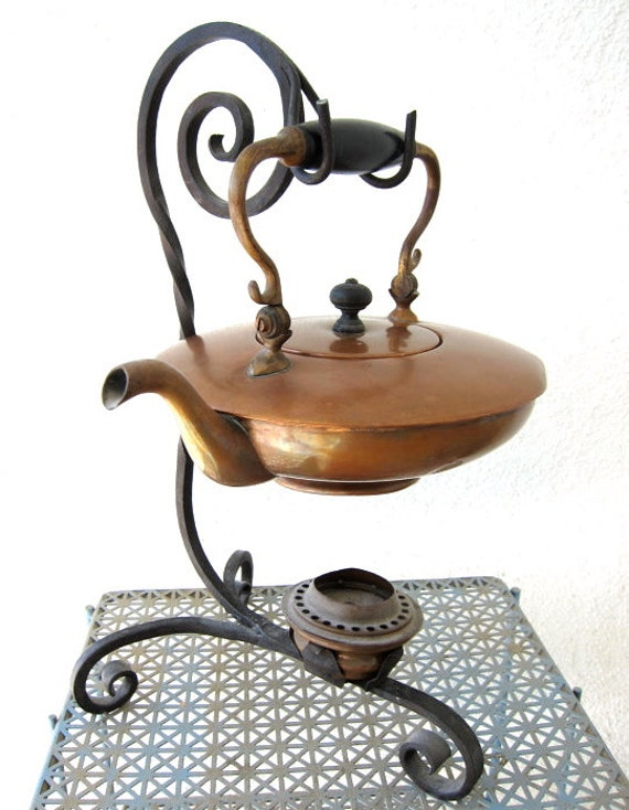 Antique Japanese Coffee Pot