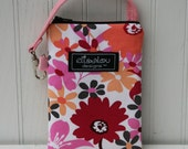 Lucky Girl Padded Gadget Pouch iPhone, iPhone 5, iPod, Touch, cellphone, camera, blackberry