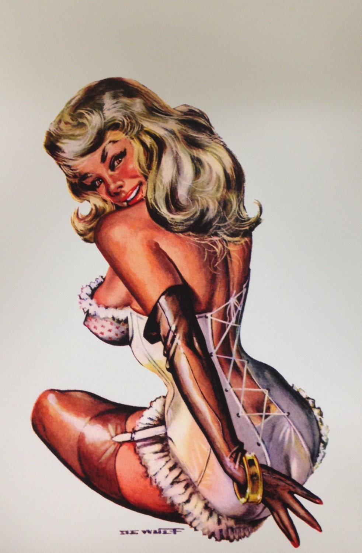 Burlesque Tattoo Designs
