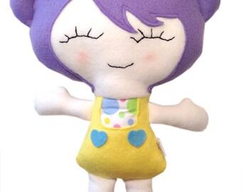 Murasaki Cloth Doll