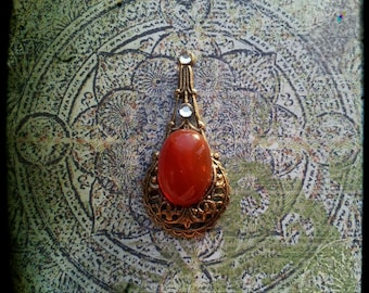 Genuine Carnelian Bindi
