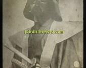Darth Vader Poster-Star Wars Poster-Star Wars Darth Vader Poster-Gift for Star Wars Fan-11x17 Samurai Vader