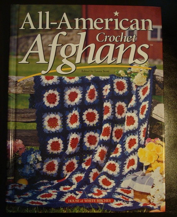 All American Crochet Afghan Pattern Free : All-American Crochet Afghans House Of White Birches