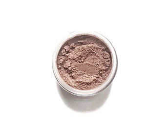 Rose Gold - Metallic Rose Gold Vegan Mineral Eyeshadow | Pink Gold Eye Color | Cruelty Free | Vegan Eye Shadow | Mineral Makeup | Natural