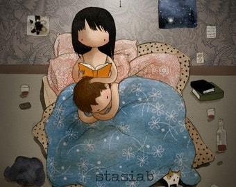 best bedtime stories for girlfriend