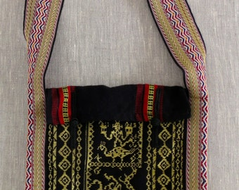 The Aztec Tribal Shoulder Bag Purse
