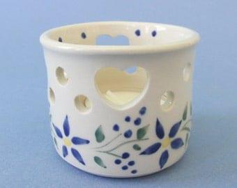 Pottery Tea light - Votive