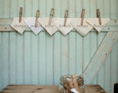 Organic Swatch - Your Choice of Any and All Organic Fabrics in the Shop