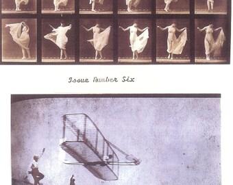 Basic Paper Airplane, Issue 6 (Zine)